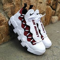 "the best attitude 7b28d 2cf3d Loversneakers.com on Instagram ""Nike Air More Money"