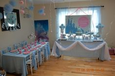 Cinderella Princess Birthday Party Ideas | Photo 10 of 28 | Catch My Party