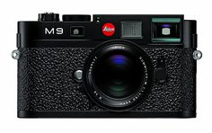 Leica M9 18MP Digital Range Finder Camera (Black, Body Only). Smallest full frame digital camera in the world; first Rangefinder camera with a 24 x 36mm format sensor. 18-megapixel sensor allows the full 35mm format; custom-designed CCD sensor for optimal performance. Newly-developed cover glass to eliminate infrared light contamination, i.e. no IR filters needed. Simple Menus and easy handling. Body only, lenses sold separately; compatible with SD cards up to 2 GB, SDHC cards up to 32 GB...