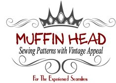 Muffin Head Sewing Patterns specializes in vintage inspired clothing including a baseball dress for infants, girls and women. Our patterns are for intermediate sewists who can sew with illustrations instead of photograpic tutorials. Pdf Patterns, Free Pattern, Baseball Dress, Vintage Inspired Outfits, Pattern Paper, Muffin, Retro, Sewing Patterns Free, Muffins