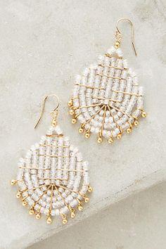Kalista Earrings - anthropologie.com