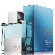 Tus Perfumes Online Solo Loewe Intense es una colonia fresca, acuática. Solo Loewe Intense es un coctel frutal.