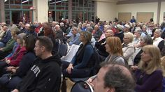 Hundreds of Burnaby residents gathered at a town hall meeting to oppose the expansion of the Kinder Morgan pipeline Wednesday night.  A proposal to twin the Trans Mountain pipeline would mean up to 750,000 barrels of oil would flow from Alberta to a terminal on Burrard Inlet, directly under homes in Burnaby.      Read more: http://bc.ctvnews.ca/strong-opposition-to-pipeline-at-burnaby-meeting-1.991431#ixzz290xYXEfc