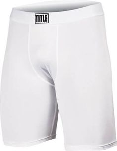 Title Boxing Bike Compressed Shorts