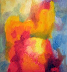 """Steven Miller untitled oil on canvas 50x50""""  www.stevenwmiller.com"""