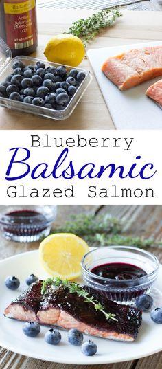 ... glazed salmon recipe on Pinterest | Glazed salmon, Maple glazed salmon