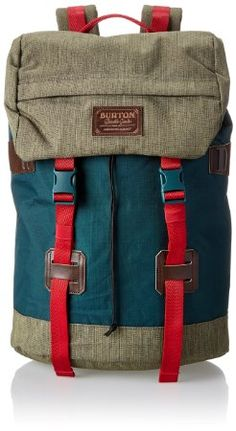 Burton Tinder Backpack - Big Spruce Triple Ripstop