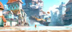Après la pluie (After the rain) - Animation Short Film 2008 - GOBELINS