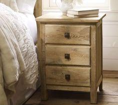 Mason Bedside Table | Pottery Barn