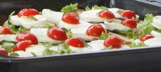 Salada mista com legumes grelhados e queijo fresco by Chef Filipe Pina