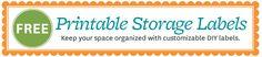 BHG free storage labels