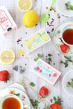 lemon&strawberry