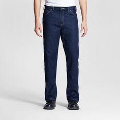 Dickies Relaxed Straight Fit Denim Carpenter Jean- Indigo Blue Washed 40x34