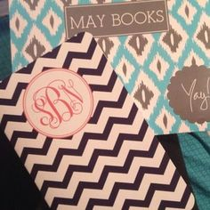 May Designs- Customizable planners/notebooks for $20