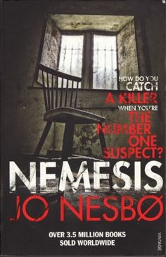 Jo Nesbo - need to figure out the 1st in the Harry Hole series