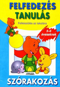 Felfedezés, tanulás - Angela Lakatos - Picasa Webalbumok Winnie The Pooh, Disney Characters, Fictional Characters, Kindergarten, Education, Children, Books, Cards, School Stuff
