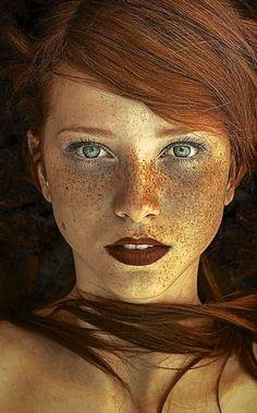classic redhead (montana sweet pea - imgfave)