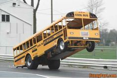 What every bus driver drives like on Fridays