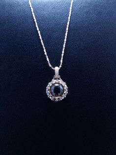 "Natural Chocolate White Round Cut Diamond 3.50 ct 18K Gold Pendant 18"" Necklace #GDD #Pendant"