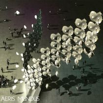 Aeris Mundus is a one and a half meter prefabricated intelligent flying robot. Balloons, Chandelier, Christmas Tree, Ceiling Lights, Lighting, Architecture, Holiday Decor, September, Pop