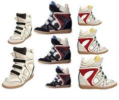 #isabelmarant #manrepeller #sneakers