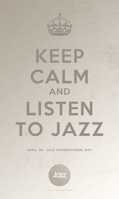 April, 30 - Jazz International Day