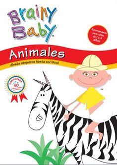 """Brainy Baby - Animals: """"Animales"""""""