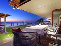 Clifton Sky  - Clifton Sky is a lovely and comfortable four bedroom house, with an outside deck and garden area with refreshing sea views. Clifton is a sought-after upmarket area known for its sheltered beach, street-side ... #weekendgetaways #clifton #southafrica
