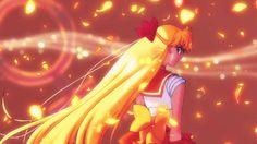 Sailor Venus gif