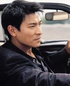 Hong Kong actor and singer, Andy Lau. been a fan since I was a baby