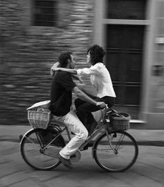 couple, love, and bicycle image The Love Club, My Love, Photo Couple, Couple Photos, My Little Paris, Romance, Hopeless Romantic, Cute Couples, Relationship Goals