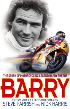 """Read """"Barry The Story of Motorcycling Legend, Barry Sheene"""" by Steve Parrish available from Rakuten Kobo. This is the remarkable story of Barry Sheene, the cheeky cockney boy who grew up to become a sporting legend. Nicky Hayden, Motorcycle Racers, Classy Cars, Old Bikes, Road Racing, Racing Bike, Book Projects, Boys Who, Barry Sheene"""