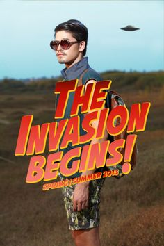 [MODE] la marque Q S/S 2013 – THE INVASION BEGINS - Openminded le blog #streetwear #fashion