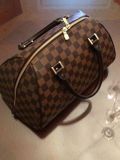 df328d0a39d9 Louis Vuitton Ribera Canvas Mm Handbag Damier As Picture Hobo Bag 52% off  retail