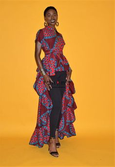 African Fashion, Kids Fashion, Maxi Dress With Slit, Summer Collection, Casual Outfits, Spring Summer, Shorts, Chic, Stylish
