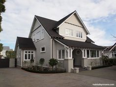 Chris and Liz'stwo-storey bungalowin Lower Hutt had been largely restored when they bought it five years ago, but they wanted to put their own st...