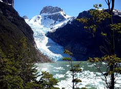 Glaciar Serrano, Magallanes ,Chile