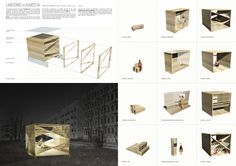 Creative and innovative architecture competitions for architects and enthusiasts worldwide Innovative Architecture, Delphine, Design Competitions, War, Furniture, Woodwind Instrument, Home Furnishings, Arredamento