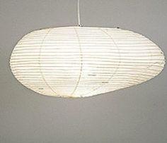 Noguchi Paper Lamp - Foter