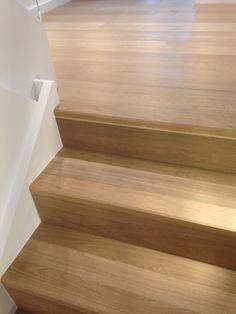 Brushed Fumed Oak Flooring in London Home