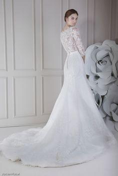 Vestido de Novia DALI espalda.  #SoyInnovia