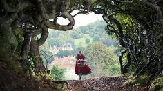 These Subtly Animated Posters for Disney's Into the Woods Are Creepily Compelling | Adweek