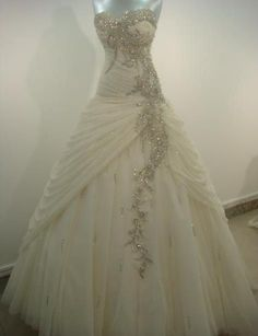 beauty Wedding Dresses, i want use it at future