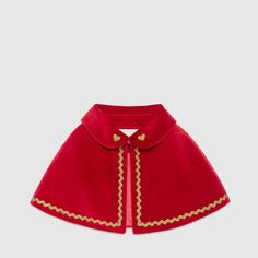 a40d4caa346 Gucci Baby velvet cape Gucci Baby