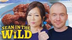 Chicken Recipes Korean : How to Make Spicy Korean Fried Chicken with Maangchi Spicy Chicken Recipes, Asian Recipes, Turkey Recipes, Maangchi Recipes, Fried Chicken Seasoning, Youtube Cooking, Cooking 101, Cooking Recipes, First We Feast