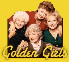 Golden Girls They're all dead except for Betty White. That's because Betty White is Betty-F-ing-White, that's why. The Golden Girls, Golden Girls Theme, Best Tv Shows, Favorite Tv Shows, 1980 Tv Shows, Favorite Things, Movies Showing, Movies And Tv Shows, V Drama