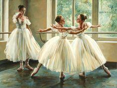 Ballet painting art  #ballet #balletbeautiful #ballerina #dancing #dance Ballerina Painting, Ballerina Art, Ballet Art, Ballet Girls, Ballet Dancers, Ballerinas, Ballet Images, Ballet Pictures, Dance Pictures