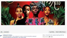 I am African Bash - happening in Oakland