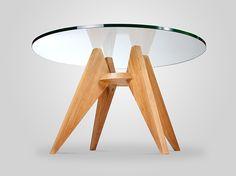 Base de mesa Esquadros. Design by Studio Renata Moura para Renar.