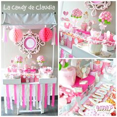Caludias sweet Candy bar